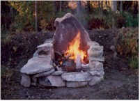 LadyWoods Fire Pit